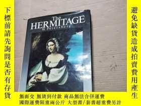 二手書博民逛書店The罕見HERMITAGE St Petersburg (精裝 大開本) 看圖Y280247 見圖 見圖