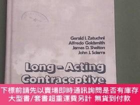 二手書博民逛書店Long-Acting罕見Contraceptive Delivery SystemsY12348 Geral