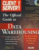 二手書博民逛書店《The Official Client/server Computing Guide to Data Warehousing》 R2Y ISBN:0789707144