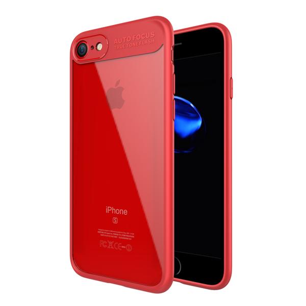 【默肯國際】IN7 鷹眼系列 iPhone 7/8SE2 (4.7) 7/8 Plus(5.5) 透明 防摔殼 防撞 矽膠 TPU+PC背板 手機 保護殼