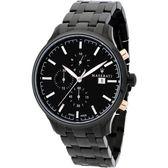 【台南 時代鐘錶 MASERATI】台灣公司貨 瑪莎拉蒂 Attrazione系列 R8873626001 三眼計時手錶 43mm