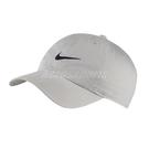 Nike 帽子 NSW Heritage86 Cap 灰 黑 刺繡勾勾 老帽 鴨舌帽【ACS】 943091-072