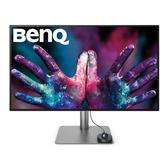 【客訂商品請確認後訂購】 BenQ 明基 PD3220U 32型 4K UHD專業設計繪圖螢幕 IPS LCD 內建喇叭