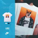 IMPACT Nike Sportswear Story Pack 12 柴犬 短T 黑 白 男女 BQ0186-100 BQ0186-010