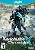 WiiU Xenoblade Chronicles X 異域神劍 X(美版代購)