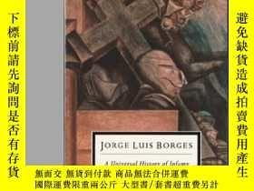 二手書博民逛書店A罕見Universal History Of Infamy (twentieth Century Classic