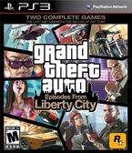 PS3 Grand Theft Auto: Episodes from Liberty City 俠盜獵車手4:自由城故事(美版代購)