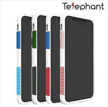 太樂芬 iPhone Xs Telephant NMDer 防摔手機殼[分期0利率]