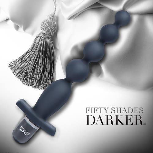英國格雷的五十道陰影 Fifty Shades Darker 2-束縛 串珠造型後庭震動器 FS-63947