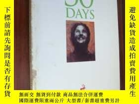 二手書博民逛書店原版英文書:30罕見Days: A Practical Intr