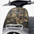 GOGORO面板貼 《潮酷文創》創意保護貼 獨特車貼 車膜 / GR017-空軍風