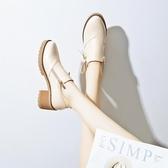 高跟小皮鞋秋季新款韓版百搭