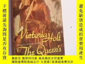 二手書博民逛書店THE罕見QUEEN S CONFESSION:THE STOR