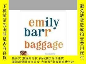 二手書博民逛書店Baggage:罕見An unputdownable thriller about d...-包袱:一部關於d。。