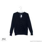 【INI】四季舒適、輕薄溫柔點點針織外套...