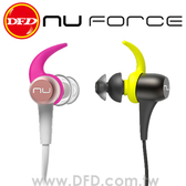 Optoma NuForce BE Sport3 輕量運動 入耳式耳機 黑黃/白粉 公貨