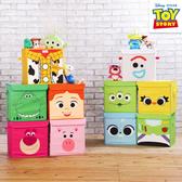 【收納王妃】玩具總動員方形摺疊收納箱(10款任選)熊抱哥
