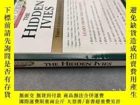 二手書博民逛書店Greenes 罕見Guides to Educational Planning: The Hidden Ivie