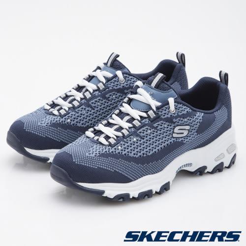 SKECHERS (女) 運動系列 D LITES - 11955NVY