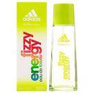 Adidas FIZZY ENERGY 愛迪達 泡沫能量 運動女性淡香水 50ML【七三七香水精品坊】