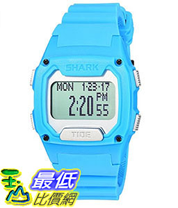 [106美國直購] Freestyle 手錶 Men s B01LZVTKYG Shark Quartz Plastic and Silicone Sport Watch Color:Blue (Mo
