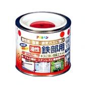 鐵製品防鏽油性面漆-綠0.2L