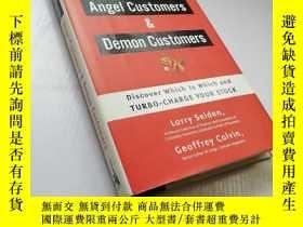 二手書博民逛書店Angel罕見Customers and Demon Custo