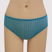 【瑪登瑪朵】S-Select  低腰三角萊克內褲(沁綠藍)(未滿3件恕無法出貨,退貨需整筆退)