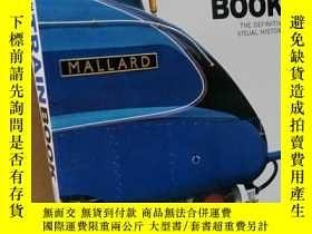 二手書博民逛書店The罕見Train Book:The Definitive V