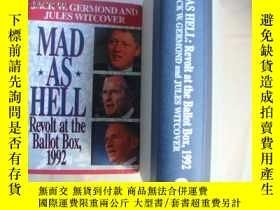 二手書博民逛書店Mad罕見as Hell:Revolt at the Ballo