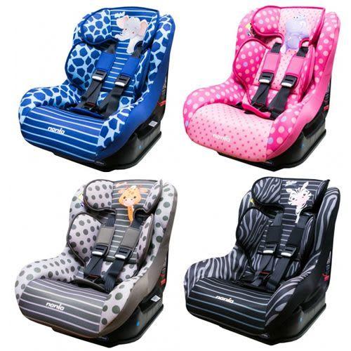 NANIA 納尼亞 0-4歲安全汽座-卡通動物系列(安全座椅)FB00296[衛立兒生活館]
