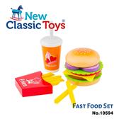 【荷蘭 New Classic Toys】牛肉起司漢堡套餐 10594