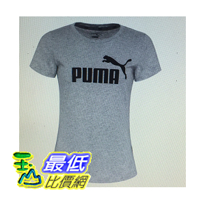 [COSCO代購] W119738 Puma 女圓領短袖T恤 灰/白/粉/紅四色可選
