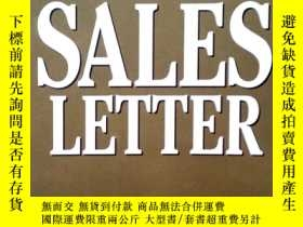 二手書博民逛書店The罕見Ultimate Sales Letter (Engl