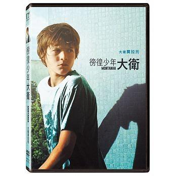 徬徨少年大衛 DVD Montanha (購潮8)