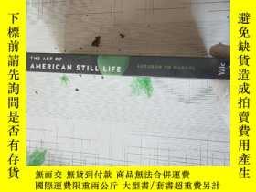 二手書博民逛書店The罕見Art of American Still Life