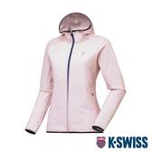 K-SWISS HS Woven Jacket韓版運動外套-女-粉紅