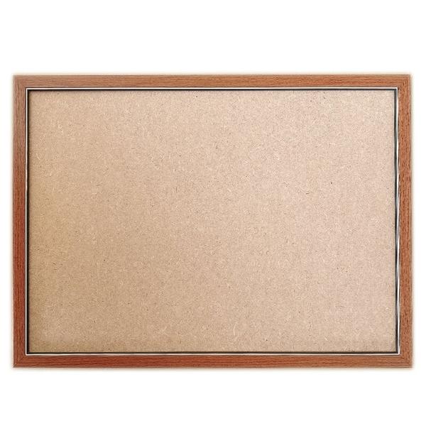 520片拼圖框 台灣製原木條 /一個入(促420) 38cm x 53cm 烤漆木框 拚圖框 相框 證書框 油畫框