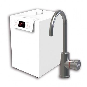 限期加贈長效除鉛淨水器 賀眾牌 廚下型節能冷熱飲水機 UW-2202HW-1 含基本安裝