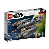 75286【LEGO 樂高積木】星際大戰 Star Wars-General Grievous s Starfighter?