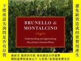 二手書博民逛書店【罕見】Brunello Di MontalcinoY27248 Kerin O keefe Universi