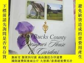 二手書博民逛書店35th罕見Bucks County Designer Hous