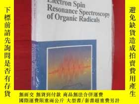 二手書博民逛書店Electron罕見Spin Resonance Spectroscopy Of 【16開】 【詳見圖】Y54