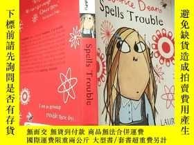 二手書博民逛書店spells罕見trouble :帶來麻 煩..Y200392