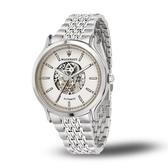 MASERATI 瑪莎拉蒂 LEGEND 經典機械錶帶腕錶42mm(R8823138001)