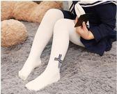 兒童絲襪 兒童加厚透氣寶寶連體襪褲嬰兒打底襪打底褲襪純棉 綠光森林