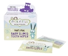 澳洲 JACK N JILL 嬰幼兒潔牙濕巾(25片裝)