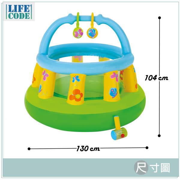 【INTEX】BABY款-蝴蝶遊戲池 LC166(48474)