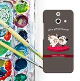 ✿ 3C膜露露 ✿ HTC One E8【寵物情人*水晶硬殼 】手機殼 保護殼 保護套 手機套