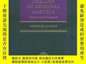 二手書博民逛書店【罕見】2009年 The Law Of Criminal Ca